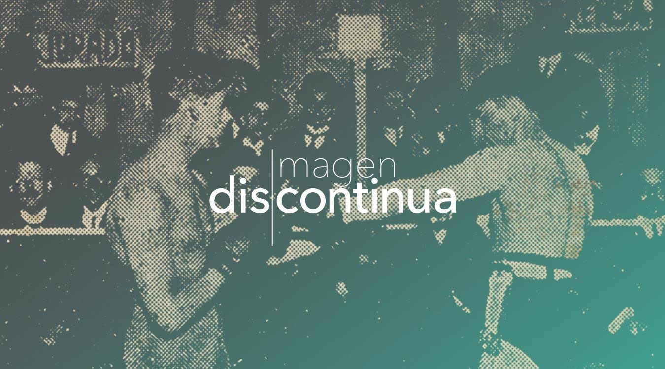 Imagen discontinua